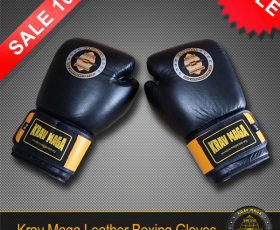 Krav Maga Boxing Gloves Professional Series